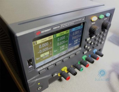Keysight E36313A 160 Triple-output bench power supply